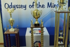 Max Mansfield Trophy Center