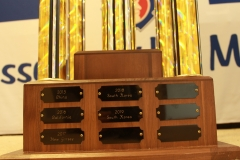 Max Mansfield Trophy Plates '15-'19