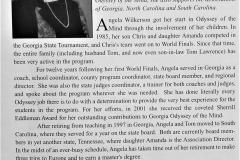 Angela Wilkerson Spirit Winner